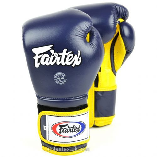 Fairtex Mexican Style Boxing Gloves BGV9 - Blue